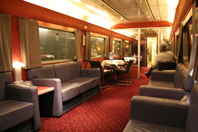 Quick Guide To Uk Sleeper Trains The Eco Questions Blog